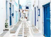 Lạc lối ở hòn đảo thiên đường Mykonos