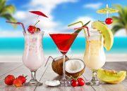 """Trở thành """"bartender tại gia"""" với ly cocktail hoa quả"""