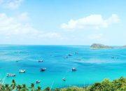"""Nam Du """"nàng tiên cá"""" ẩn mình giữa đại dương xanh"""