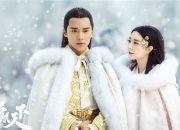 Phạm Băng Băng 'nhá hàng' phim 'Thắng Thiên Hạ' bằng cảnh khóa môi nóng bỏng