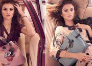 Những hình ảnh đầu tiên của BST túi Coach do Selena Gomez thiết kế