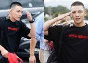 Fan 'khóc thét' khi nam thần Ji Chang Wook chính thức nhập ngũ