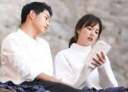 Song Joong Ki và Song Hye Kyo tay trong tay tất bật mua sắm ở Paris