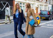 Những bộ đồ vest phủ kín Tuần lễ thời trang London 2017