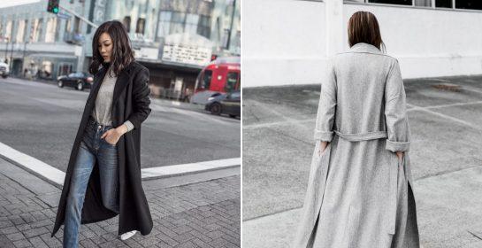5 chiếc áo khoác khiến mùa động lạnh nhất cũng trở nên ấm áp
