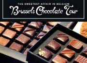Brussels – xứ sở chocolate cổ tích trong lòng vương quốc Bỉ