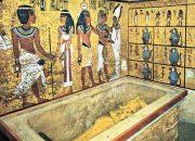 66 bức tượng nữ thần Sekhmet trong lăng mộ Ai Cập gây chấn động thế giới!