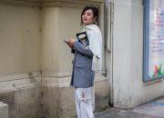 Các fashionista thi nhau diện hoạ tiết này trên đường phố Tuần lễ thời trang London 2017