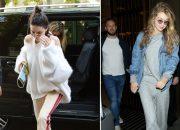 Kendall Jenner, Bella Hadid sành điệu với thời trang sân bay