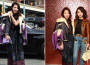 Park Shin Hye với street style cực chất thả dáng bên các bóng hồng châu Á trong Tuần lễ thời trang New York