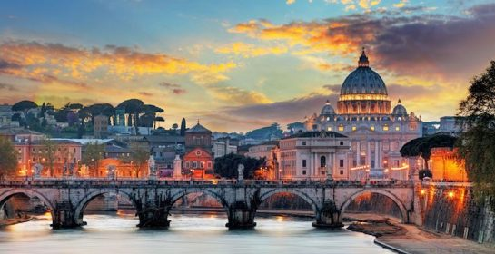 Lang thang ở Rome – thành phố của sự vĩnh hằng