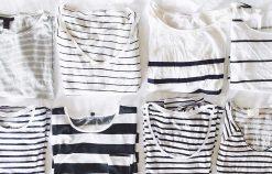 Biến tấu 5 phong cách khác biệt với áo kẻ ngang cổ điển