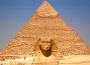 """Bí ẩn sau bức tranh đáng sợ mang tên """"kim tự tháp Ai Cập"""""""