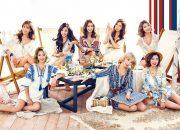 SNSD dẫn đầu danh sách nhóm nữ có doanh số album cao nhất Kpop