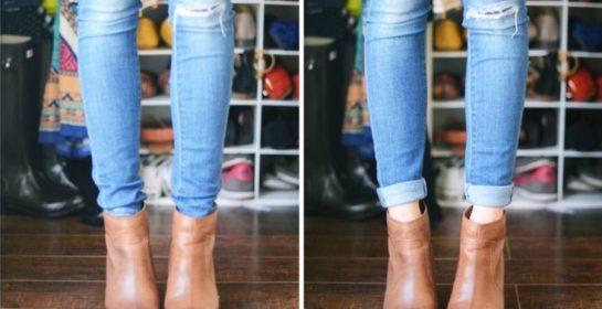 Những sai lầm thường mắc phải khi diện giầy ankle boots