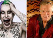 Joker của 'Suicide Squad' hóa thân thành trùm Playboy Hugh Hefner