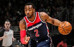 NBA: Cuối mùa giải, Wall của Wizards cán mốc assist 'khủng' trong trận cầu đinh